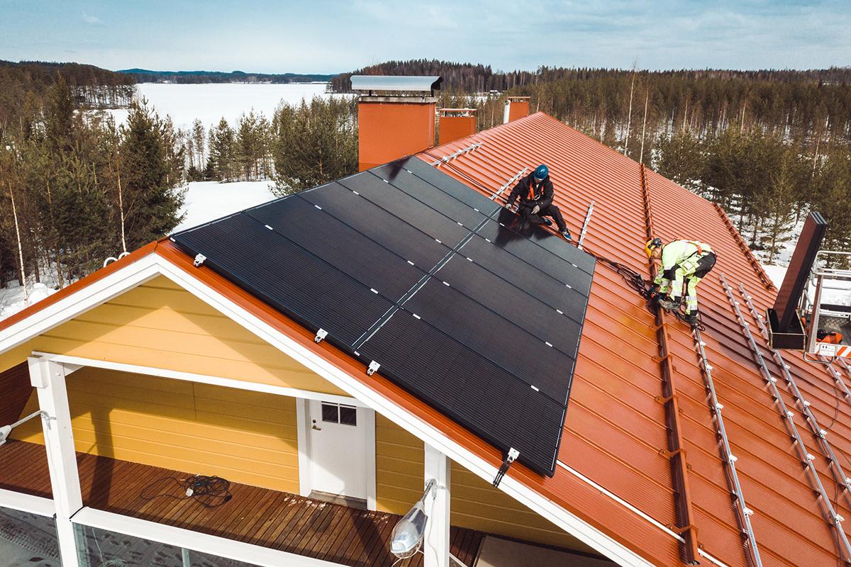 Pohjolan Energia Aurinkopaneelit Kokemuksia